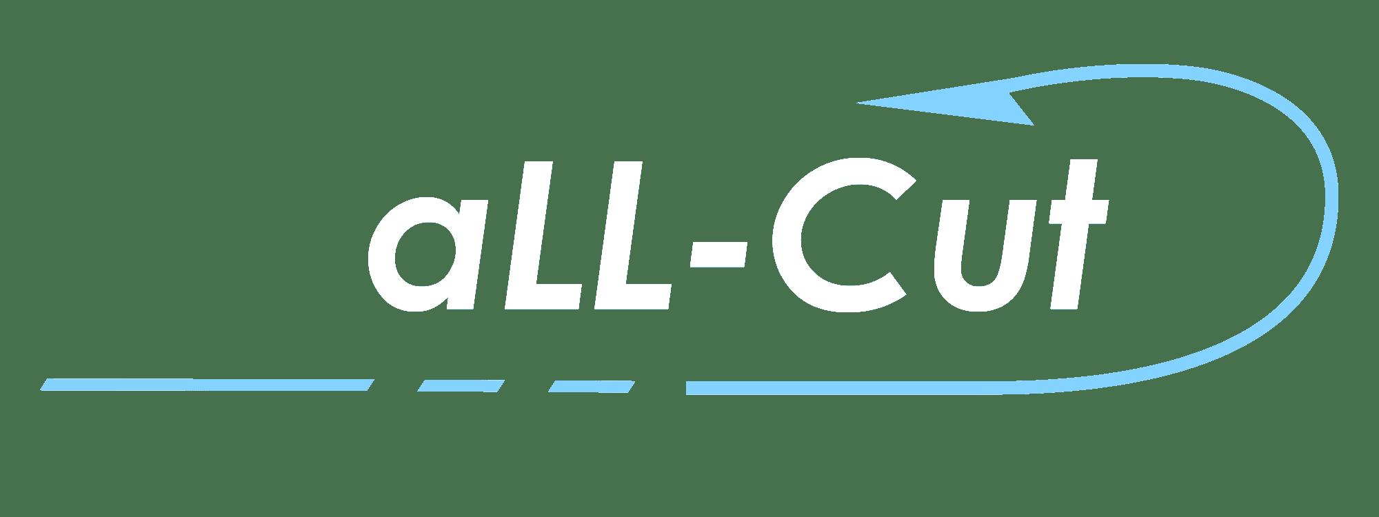 all-cut logo